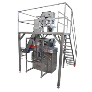 Envasadora vertical automática 001 + puc